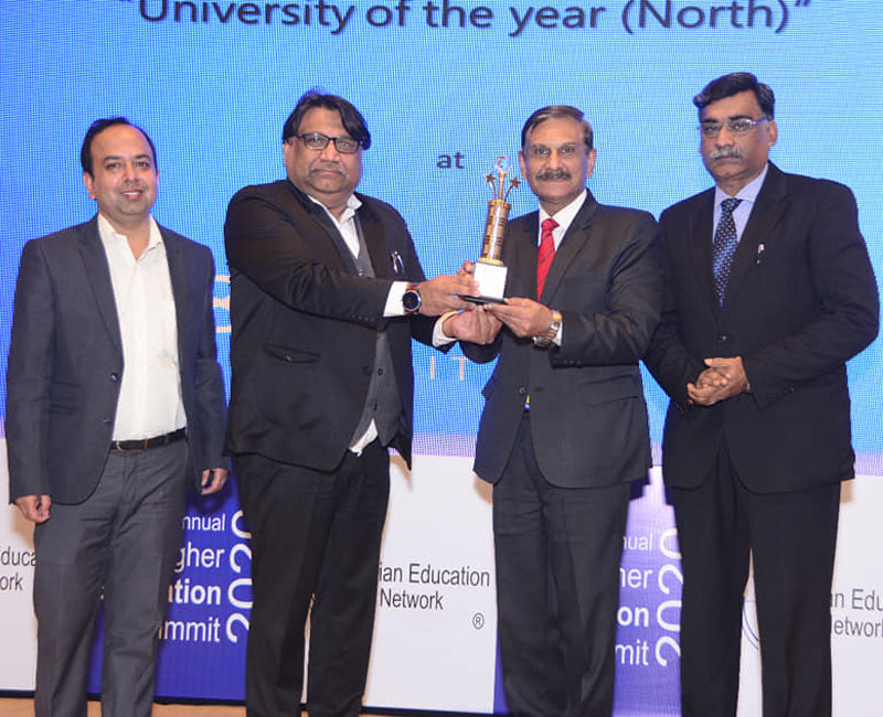 University of the Year (North) Award