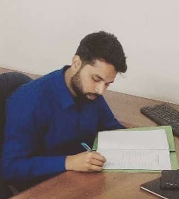 Jawwad Haider Zaidi
