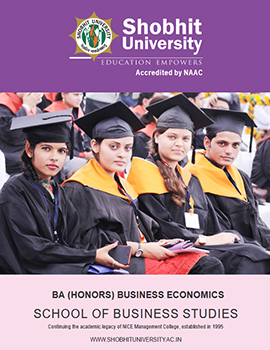 BA Honors (Economics)