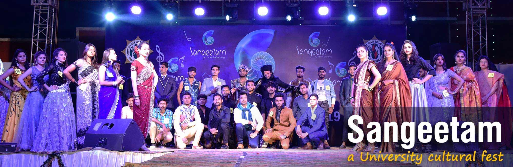 Shobhit University Cultural Fest