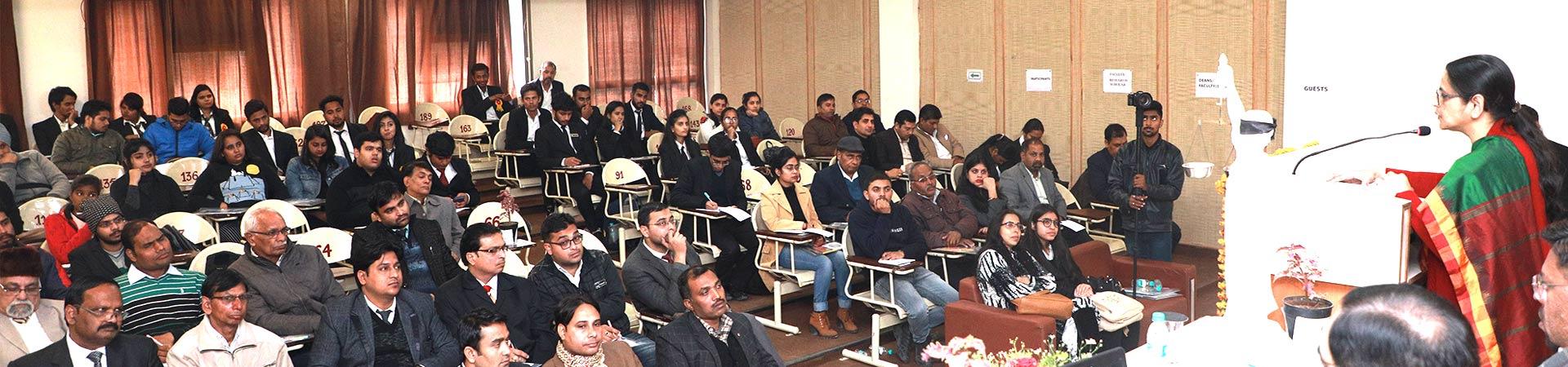 Shobhit University Law & Constitutional Studies